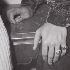 The kings hands  He had Exquisite Hands...Gawsh. I Love his Hands