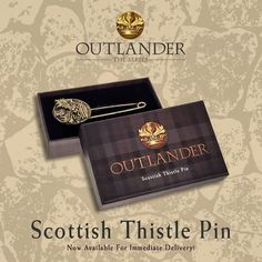 We are your OUTLANDER; The Series Officially Licensed Retailer!