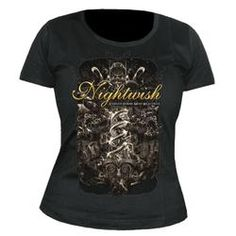 NIGHTWISH - Masters of Rock Czech Republic TOUR GIRLIE