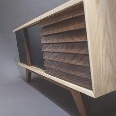 john anton. — Sideboard I did november last year #woodworking...
