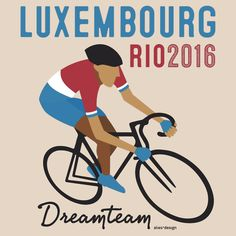 Olympics Luxembourg Cycling