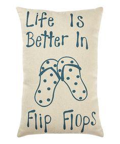 Life is better in flip flops :)
