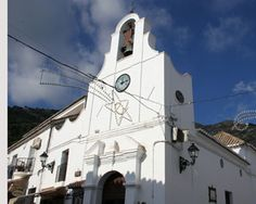 The historic Church of Saint Sebastian dates back to 1674. The clock and bells were installed in 1902.