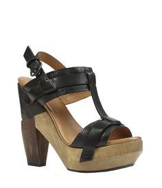 Cool High-heeled Sandals