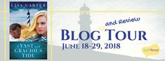 Author June McCrary Jacobs: ~ A VAST AND GRACIOUS TIDE BLOG TOUR ~
