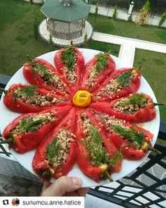 """248 Beğenme, 5 Yorum - Instagram'da Sunumlar ve Tarifler Burada (@sunumlarvetarifler): """". Sunum Sahibi 👉 @sunumcu.anne.hatice 💕 Söz verdiğim tarifler geldi 😍 GÖNDERİLERİMİN DAHA FAZLA…"""" Turkish Delight, Food Decoration, Turkish Recipes, Food Presentation, Food Plating, Food To Make, Making Food, Avocado Toast, Entrees"""