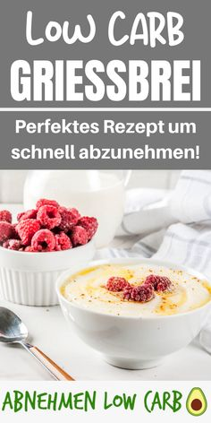 Just delicious! With this delicious dish you will be .- Just delicious! With this delicious dish you will lose weight and feel super fit. Ketogenic Recipes, Ketogenic Diet, Diet Recipes, Cake Recipes, Dessert Recipes, Healthy Recipes, Keto Drink, Evening Meals, Low Carb Desserts
