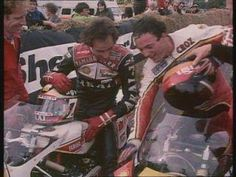 Barry Sheene Graeme Crosby