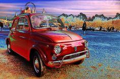 Fiat 500 - b | 2eme traversée de Bordeaux - Voiture stationnée place des quinconces  Image retouchée  + 700 views + 250 comments + 20 Fav  But I need some help to have some more awards  Fine Diamonds only 2 ( missing 8 ) Gold Star lvl 2 only 1( missing 9 ) Platinum heart only 1 ( missing 7 )