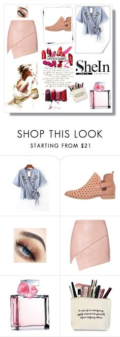 """shein contest"" by betina234 ❤ liked on Polyvore featuring Coolway, Michelle Mason, Ralph Lauren and GALA"