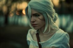 Look my Cosplay! - Cirilla Fiona Ellen Riannon cosplay by TophWei