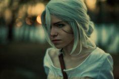 Ciri - The Witcher 3 Wild Hunt cosplay by me Russia Photo bu Y. Ivanov Cirilla Fiona Ellen Riannon cosplay