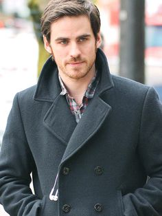 Colin O'Donoghue - Captain Hook