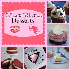 The Farm Girl Recipes: Favorite Valentines Desserts