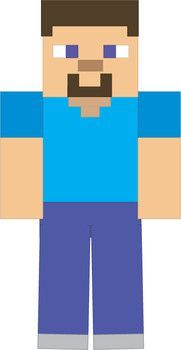 Man, Minecraft, Party Decorations - Free Printable Ideas from Family… Minecraft Clipart, Minecraft Quilt, Minecraft Crafts, Minecraft Bedroom, Minecraft Furniture, Minecraft Skins, Minecraft Buildings, Manly Party Decorations, Minecraft Party Decorations