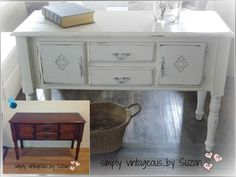 A Sideboard Makeover