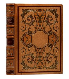 Limited Ballantyne Press edition of Unto This Last by John Ruskin, 1902. Bound with inlaid spine and cover designs in the 16th-century French  style. (BRB 79110)