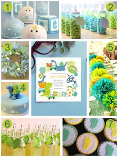 Boy Baby Shower Ideas for Your Bundle of Joy #babyshowerideas