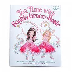 Tea Time With Sophia Grace And Rosie......those girls are the cutest, love them!!!