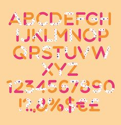 TriColore FREE Font on Behance