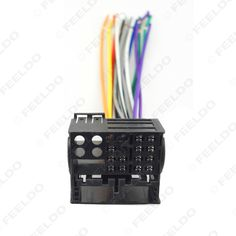 wire harnesses car stereo aftermarket radio wiring harness factory radio stereo installation reverse male wire wiring harness plug rcd510 310 for audi