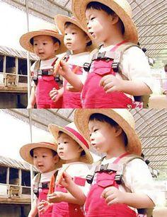 Daehan minguk manse Cute Kids, Cute Babies, Baby Kids, Triplet Babies, Superman Kids, Korean Tv Shows, Man Se, Song Daehan, Song Triplets