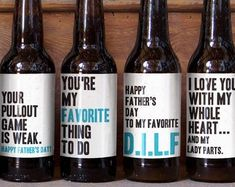 Celebrate your baby daddy and your husband this Father's Day with these super cute beer bottle labels. Order now and get it in time for Father's Day!   #ad #fathersdaygifts #fathersdaygiftideas Bottle Labels, Beer Bottle, Happy Fathers Day, Fathers Day Gifts, Game Of Thrones Theme, Valentine Day Gifts, Valentines, Lady Parts, You Rock
