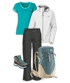 Exciting >> The North Face® Women's Hiking Outfit