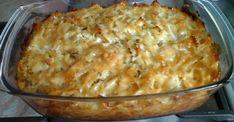 Πέννες με κοτόπουλο σε κρεμώδη σάλτσα στο φούρνο   Συνταγές - Sintayes.gr Good Food, Yummy Food, Tasty, Delicious Recipes, Cookbook Recipes, Pasta Recipes, The Kitchen Food Network, Cooking Tips, Cooking Recipes