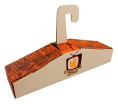 Packaging: Cuando el cartón y la creatividad convierten un producto mucho más ecológico y divertido