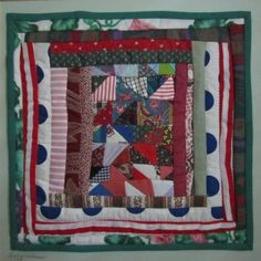 Anna Williams died. Anna was Gee's Bend before Gee's Bend. By that I mean she was perhaps the first African American quilter whose improvisational quilts were publicly recognized as art – discovered, applauded, and promoted by the mainstream quilt world. During the 1990s, Anna enjoyed an international reputation as an art quilter. (from Baton Rouge)
