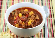 Most people have a chili recipe that they use weekly and cook in big batches. Well, this one is mine! It's tasty, full of flavor, and lasts great in the fridge. Every time I make this I have lunch and dinner done for me for at least a couple of days ahead of time. You …