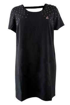 Jurk Junarose met studs::jurken::Grote maten - mode online | Gratis verzendig | Bagoes fashion