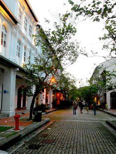 Duxton Hill, Singapore