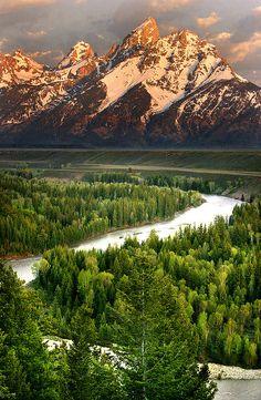 Grand Teton National Park - Wyoming, USA