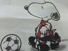 Snoopy Atletico de Madrid Snoopy, Science Nature, My Love, Beagles, Fictional Characters, Art, Athlete, Art Background, Kunst