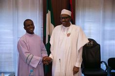Contest and be disgraced  Fr. Mbaka warns Buhari in shocking New Year message