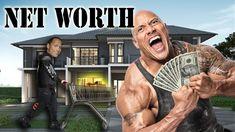 dwayne johnson(THE ROCK) Net Worth ✔ Cars Collection ✔ House Collection ✔ Wife ✔ 2019 Dwayne Johnson, Rock Johnson, Credit Card Statement, Net Worth, The Rock, Celebrities, Ads, Money, Business