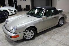 Porsche's at Chicago Motor Cars