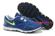 #topfreerun3 com Save Up To 70%,$54.28 Mens Nike Dual Fusion ST 2 Royal Blue/Lime Green Shoes