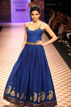 Lakme Fashion Week 2012 Winter/Festive 2012 Anita Dongre my favourite colour