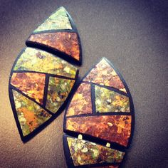 Liquid polymer clay can look like so many things, does this brooch look like polymer? You won't believe the simple ingredients used in this class, something you certainly have in your home! Video included! **photo showing student work!