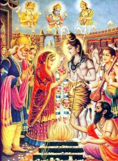 shiva and parvati dhar - Google Search