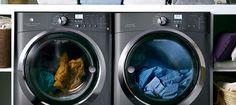 Hỏi Đáp: Máy giặt electrolux chỉ nháy đèn Start. Theo thắc mắc của người dùng, máy giặt ElectroluxEWF 1073- 1073A