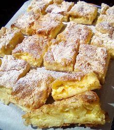 Greek Sweets, Greek Desserts, Greek Recipes, Desert Recipes, No Bake Desserts, Cookbook Recipes, Sweets Recipes, Cooking Recipes, Sweet Buns