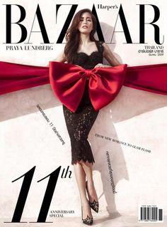 Pu Praya, Bazaar magazine Thailand