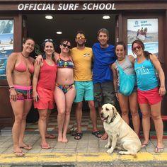#surfparaolimpico Muy buen fin de #semana con #jota y todas sus #compañeras #surflanzarote #surf #paraolimpico @lasantaprocenter #granfindesemana #surfcanarias @surfpuntoes @lasantasurf