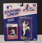 Jack Morris Starting Lineup Action Figure Detroit Tigers 1988 Kenner Baseball 47