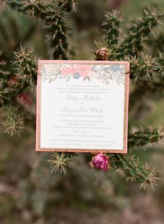 Paper + More created the most perfect invitations for this wedding. | Photography: Aaron Snow Photography | Wedding Inspiration | Brides of Oklahoma #bridesofok #oklahomawedding #invitations