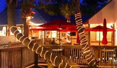 Captain Woody's, Hilton Head, SC